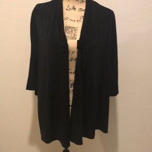 NWT Maggie Barnes over jacket